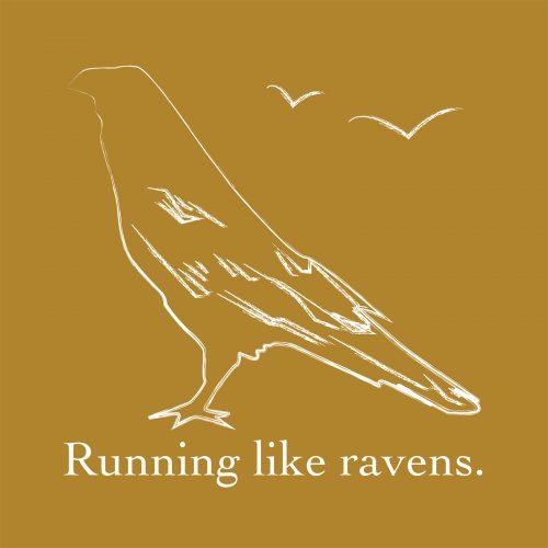 Running Like Ravens