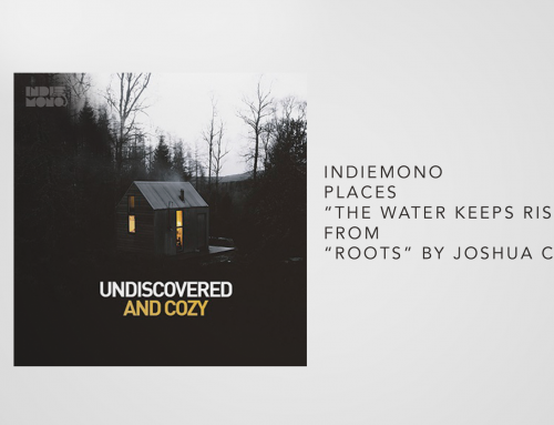 "Joshua C.S. ""The Water Keeps Rising"" add to INDIEMONO Playlist"