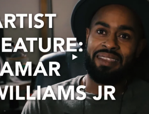 Artist Feature: Lamar Williams Jr.