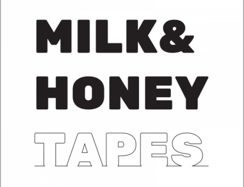 "Joshua C.S. to Release ""Milk & Honey Tapes"", Initial Release March 30, 2018"