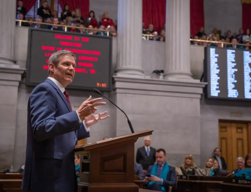 Governor Bill Lee and other State Reps Address Tennessee Realtors®