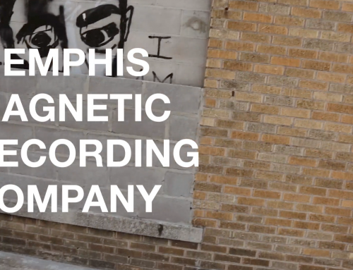 Memphis Magnetic Recording Company with Scott McEwen, a vignette