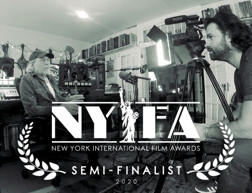 HOME ON THE ROAD *Finalist* for New York Int'l Film Awards