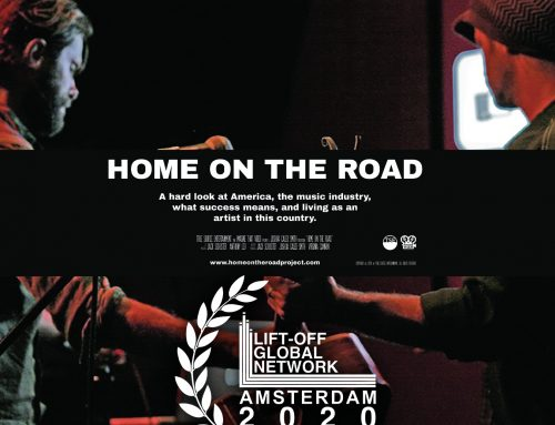 Home on the Road Featured at Amsterdam's Lift-Off Film Festival